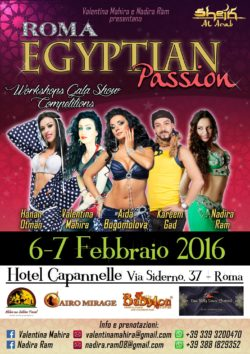 Roma Egyptian Passion